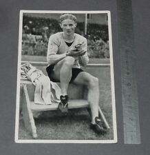 BERLIN 1936 OLYMPIC GAMES OLYMPIA JEUX OLYMPIQUES LOVELOCK NEW ZEALAND NZ
