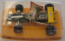 Rare Polistil Politoys F9 Brabham F.1 #8 formula 1 diecast model