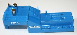 LIONEL 50 GANG CAR 31 CONRAIL POLICE BRUSH PLATE REAR COVER CONVERSION KIT REPO