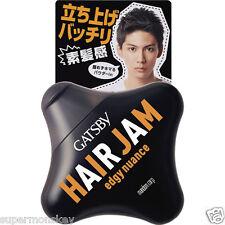 """GATSBY HAIR JAM """"EDGY NUANCE"""" 120ml MADE IN JAPAN"""