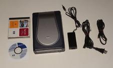 HP External DVD Writer dvd300e with power supply and original software