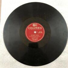 DORIS DAY 1953 SECRET LOVE 78rpm- COLUMBIA # 40108 The Deadwood Stage WarnerBros