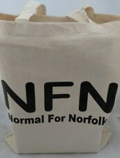 Tote Bag for Normal for Norfolk slogan perfect gift idea