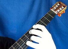 Guitar Glove, Bass Glove, Musician's Practice Glove 5PACK -S- WHITE