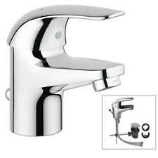 Grohe Euroeco Badarmatur, Waschtischaramtur, Einhebelmischer, 23262000