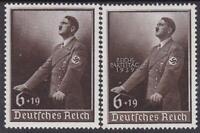 1939 3rd Reich Worker's Day & Reichsparteitag Flawless ** MNH! **