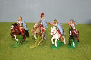DSG Mounted Romans (Blue Shield)