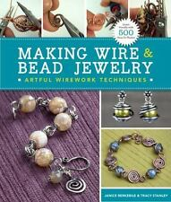NEW - Making Wire & Bead Jewelry: Artful Wirework Techniques