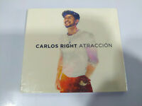 Carlos Right Attraktion 2019 Universal Digipack - CD nuevo