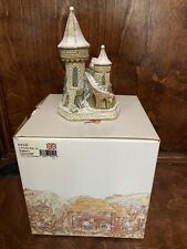 Very Rare David Winter - Frosty Day at Mabon's - Castle Mint in Box & Signed