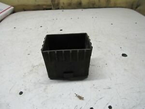 1981 Yamaha XS850 XS 850 Triple Battery Tray