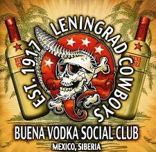 Leningrad Cowboys, T - Buena Vodka Social Club [New CD] UK -