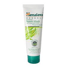 Himalaya Herbal Neem Purificante Maschera Pelle grassa Acne Brufoli