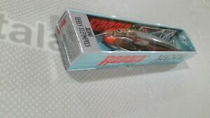 RARE RAPALA CD 14 CLN SS MAG MINT NIB FISHING LURE CD-14 MAGNUM CLOWN STAINLESS