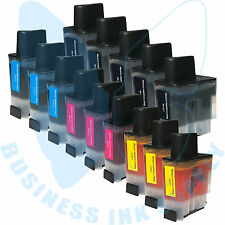 14 PACK LC41 HIGH YIELD LC41 LC-41 Ink Cartridge Compatible for BROTHER Printer