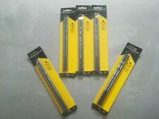 Prismacolor Premier Ebony Graphite Pencils Ultra Smooth Jet Black Lead Lot of 5