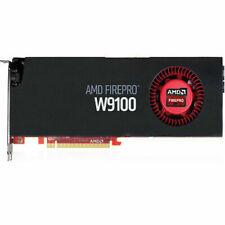 AMD FirePro W9100 32GB GDDR5 Professional Workstation GraphicsCard 4K 6x Mini DP