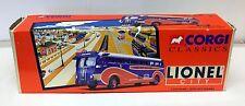 CORGI CLASSICS Lionel CITY BUS LINES GIALLO Coach 743-53902