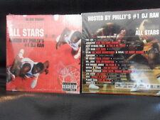 Interscope All Stars/hosted by DJ Ran Promo Jadakiss Bilal No Doubt ovp 15-Tr/CD