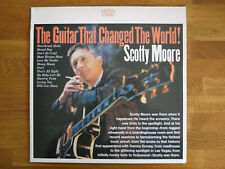 SCOTTY MOORE THE GUITAR THAT CHANGED THE WORLD LP EPIC EX / EX (Elvis Presley)