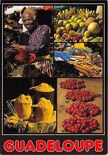 BG14301 guadeloupe coleurs senteurs des marches types folklore caribbean islands
