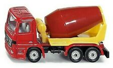 Siku 0813 Cement Mixer Concrete Car Model Car New Construction Site Vehicle