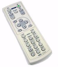 NEC RD-427E LCD PROJECTOR Remote Control Genuine - Tracked Post - B1