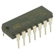 74HCT00 Quad 2 Input NAND Logic IC (Pack of 3)
