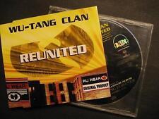 "WU-TANG CLAN ""REUNITED"" - MAXI CD"