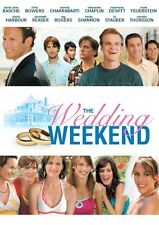 Wedding Weekend (DVD, 2009) Molly Shannon, David Alan Basche, Chris Bowers, New