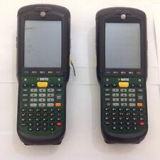 Motorola Bartec 9596ex Mobile Computer Spares Or Repair Only X 2 Handheld Units