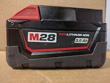 Milwaukee M28 3AH BATTERY - 48-11-2830 -BRAND NEW!!