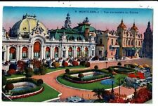 CPA-Carte Postale -Monaco-Monte Carlo Vue d'ensemble du Casino en 1938 VM7660
