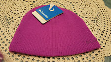 Nwt Columbia Youth Whirlibird Watch Cap Hat One Size Youth Girl's New