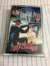 Dj Dirty Harry DHNY In the Line of Fire Classic Hip Hop 90s NYC Mixtape Cassette