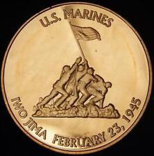 1 oz Copper Round - Iwo Jima
