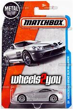 MERCEDES-BENZ SLR McLAREN #29 - 2017 Matchbox - A Case -
