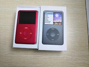 New IPod Classic 6th / 7th Gen 80GB / 120GB / 160GB (latest model) Red & Gold