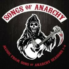 SONGS OF ANARCHY: MUSIC FROM SONS OF ANARCHY SEASONS 1-4  (CD)  SOUNDTRACK  NEU