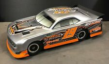 Dodge Challenger Hat Trick body. Fits Short course trucks Traxxas Slash more