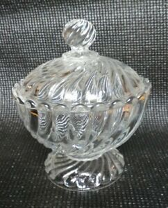 Baccarat, Bonbonnière En Cristal, Signée, Era Daum, Saint Louis, Lalique, Objet