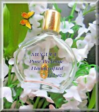 MUGUET Pure Perfume Lily of the Valley Handcrafted 1/2 oz.