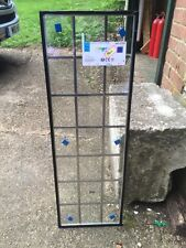 9MM LEAD / LEADED WINDOW GLASS SEALED UNIT 282 X 853 X 12 OR MADE TO ORDER