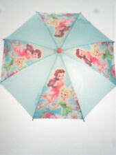 Disney Princess Fairies Umbrella Brolly Girls Childrens Kids Rain BNWT