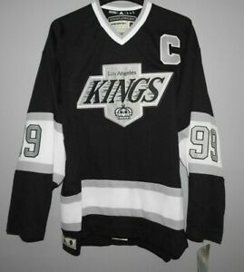 Authentic Adidas NHL Los Angeles Kings #99 Heroes of Hockey Jersey Mens $225