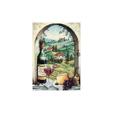 Dimensions Gold Collection Petite Counted Cross Stitch Kit Dreaming of Tuscany