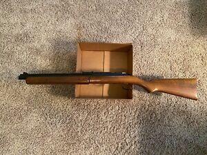 """Sheridan """" Blue Streak """" 5 m/m cal. Pellet rifle."""