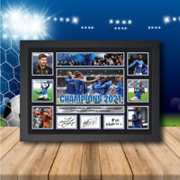 """Reading FC /""""I/'m Proud To Be/"""" A4 Framed Colour Song Poster Print"""