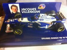 Williams Renault FW18 1996 Villeneuve F1 1:43 Minichamps