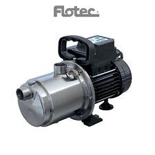 """FLOTEC Tip-Top Edelstahl-Gartenpumpe """"EVO-Multimax 340 Logic Safe"""""""